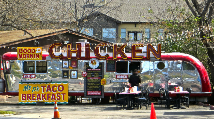 9) The Texas Foodie
