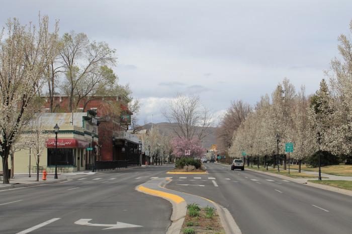 6. Carson City