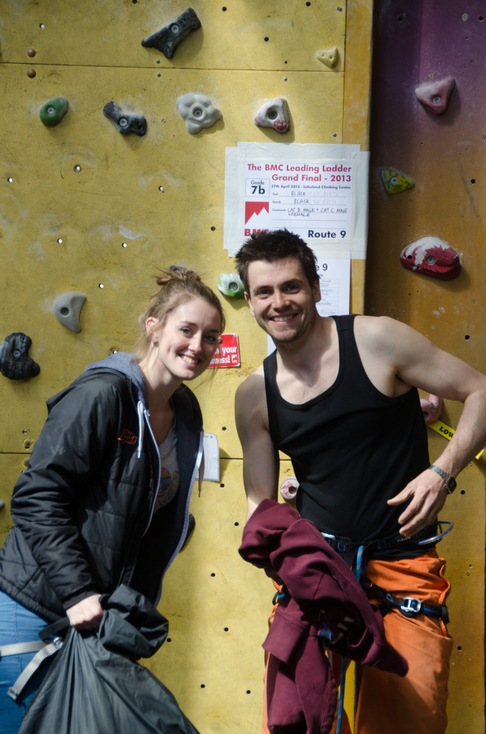 13. Get physical! Try indoor rock climbing. Go for a little competition or just a fun-filled day.