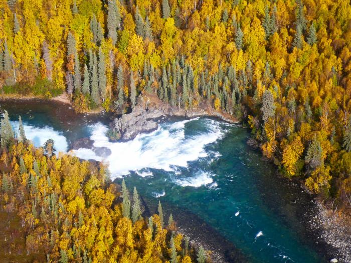 3) Lake Clark National Park