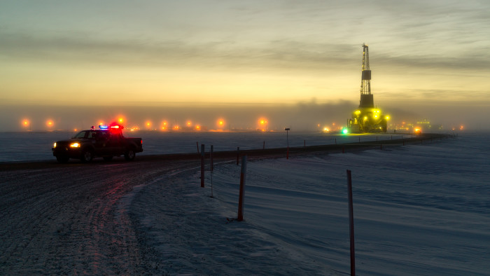 4) Prudhoe Bay and the Pipeline