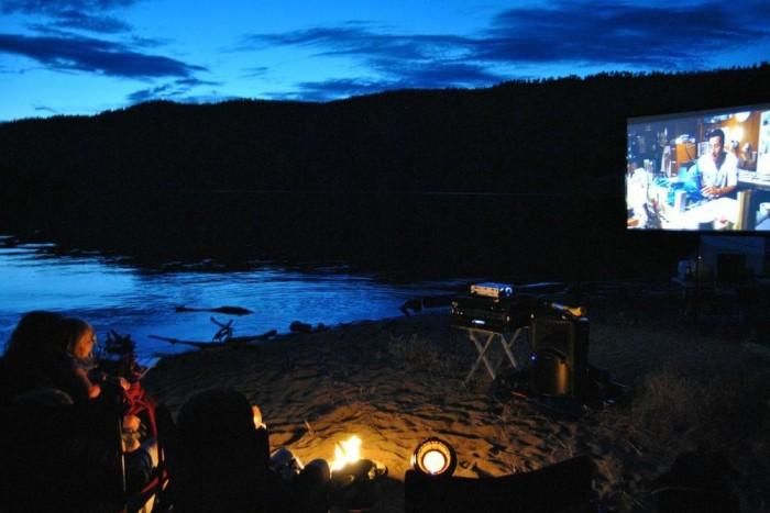 9) Fun Flicks Outdoor Movies, Oahu