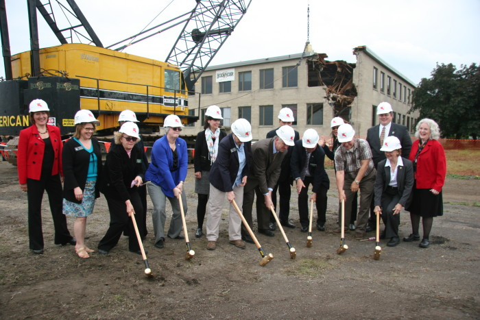 1. Arden Hills - We are hoping that everyone kept their hard hats on after this TCAAP ground breaking! Arden Hills had 1 accident per 24 people, the highest rate in MN! Yikes!