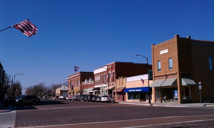 13. Nemaha County (Population: 10,178)
