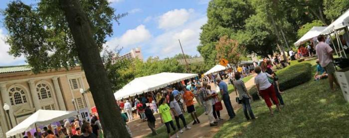9. Mississippi Book Festival, Jackson