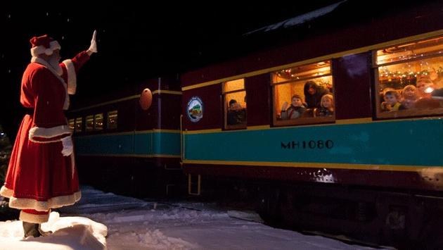 9. The Polar Express