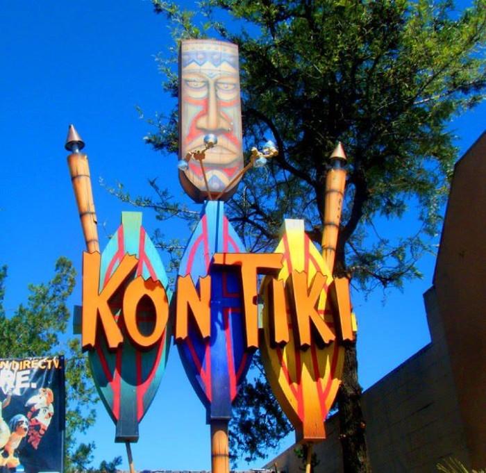 7. Kon Tiki Restaurant and Lounge, Tucson