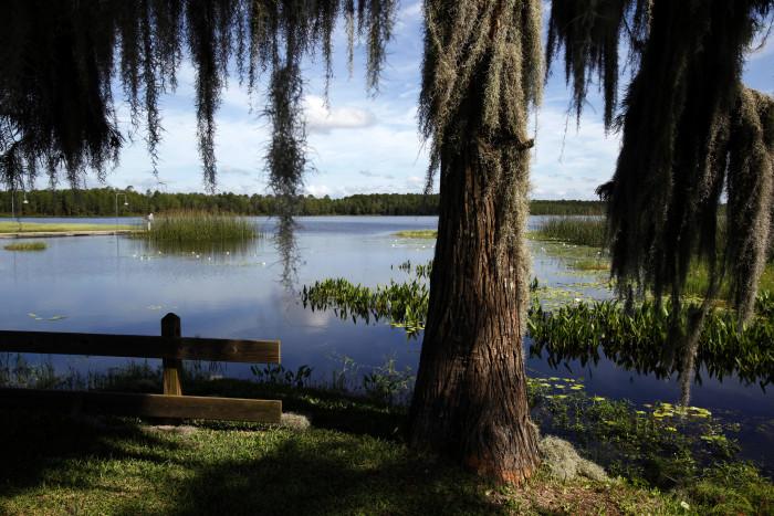 4. Lake Butler