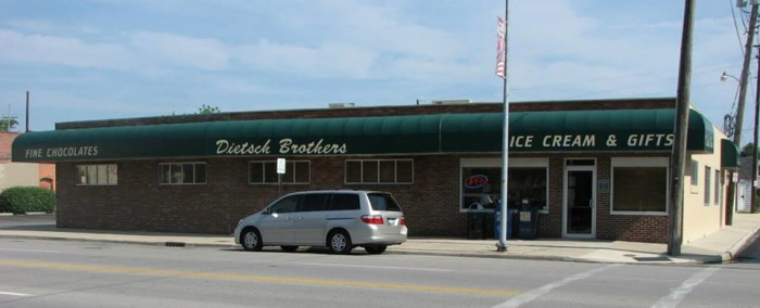 7. Dietsch Brothers Fine Chocolates and Ice Cream (Findlay)
