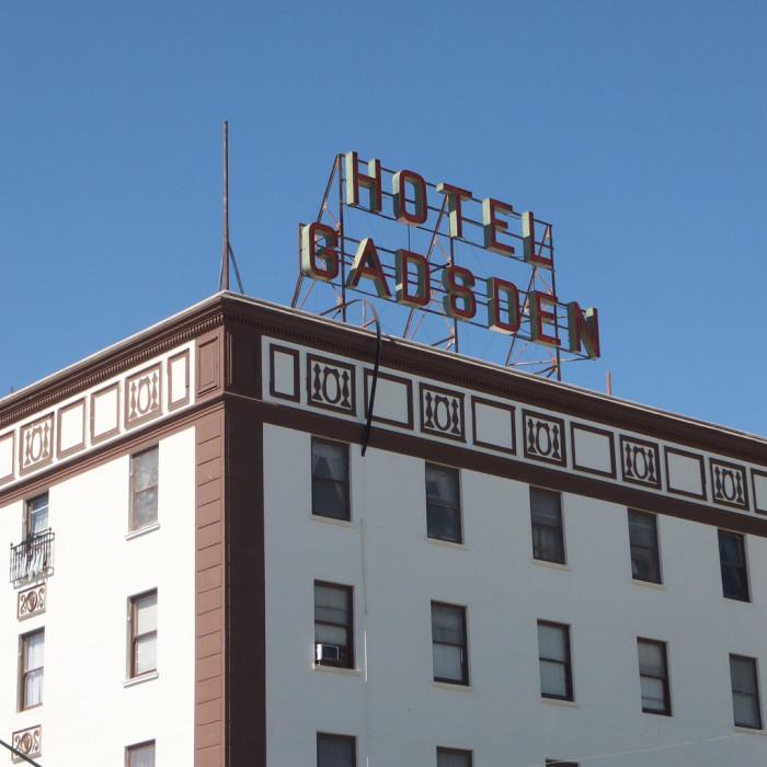 3. Gadsden Hotel, Douglas