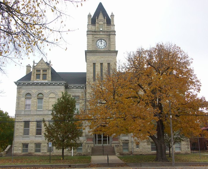 9. Marion County (Population: 12,660)