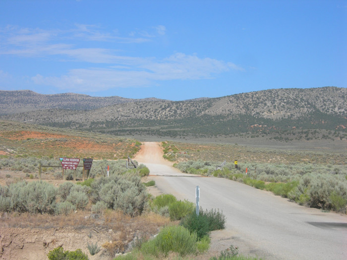 The 10 Most Scenic Drives In Nevada