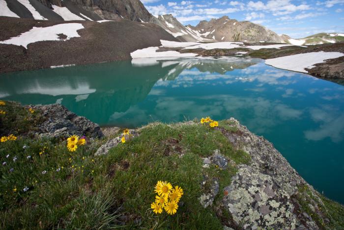 10. Handies Peak Wilderness Study Area (Lake City)