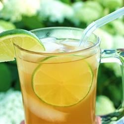 4. Sweet Lime Iced Tea