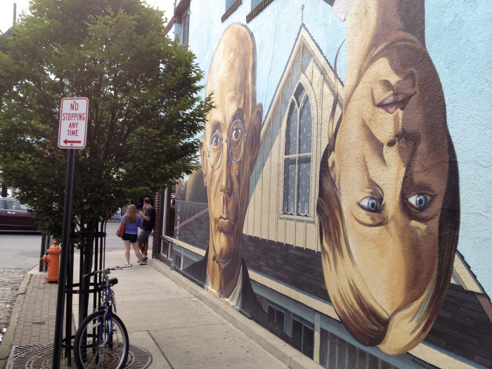 1. The Short North Arts District