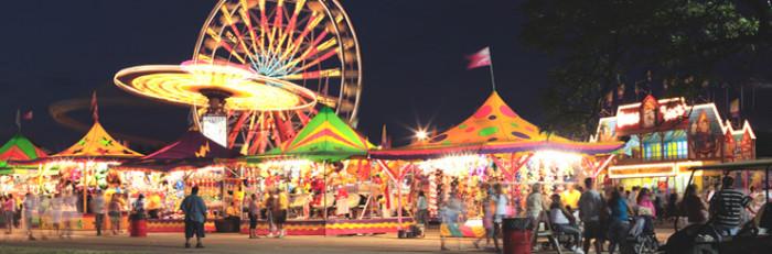9. Fall Fairs and Festivals