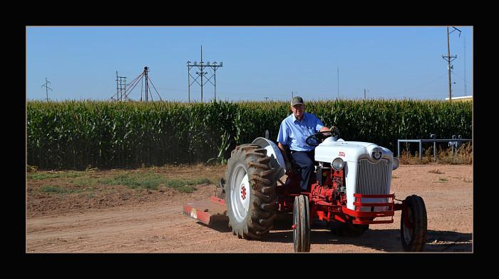 11) The Farmer