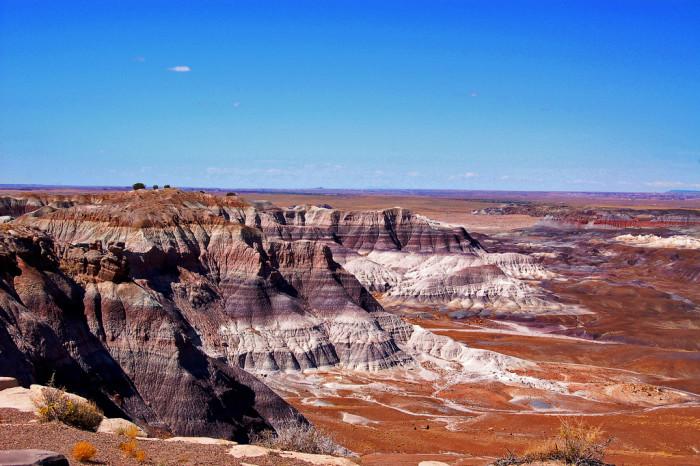 1. Arizona has one stunning landscape...