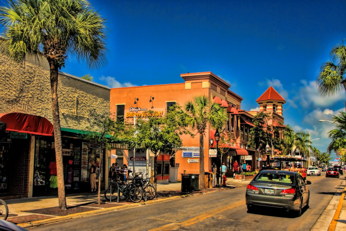 10. The beautiful and wacky Florida Keys could never be replaced.