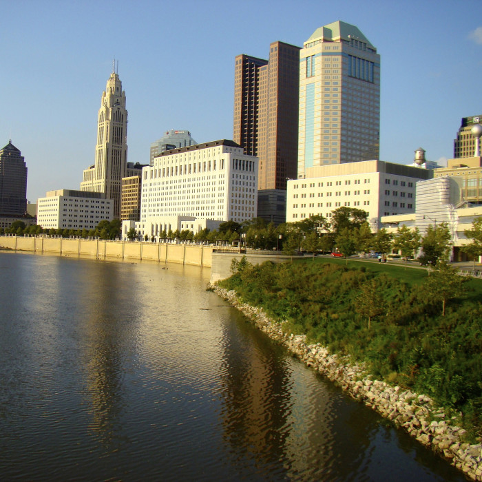 4. The Scioto Mile (Columbus)