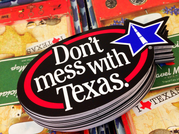 12) We get a lot of crap about our state, but we will defend Texas no matter what because we know there's just no place like home!
