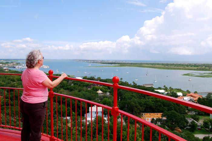 4 & 5. St. Augustine Lighthouse