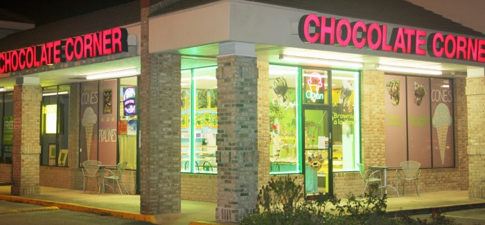 4. Chocolate Corner - Gulf Shores