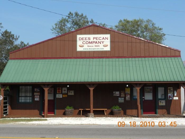 7. Dees Pecan Company - Grand Bay