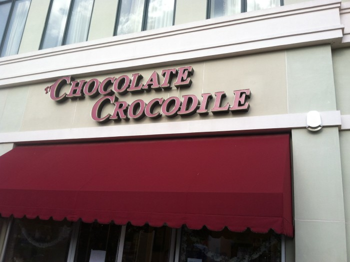 10. The Chocolate Crocodile - Huntsville