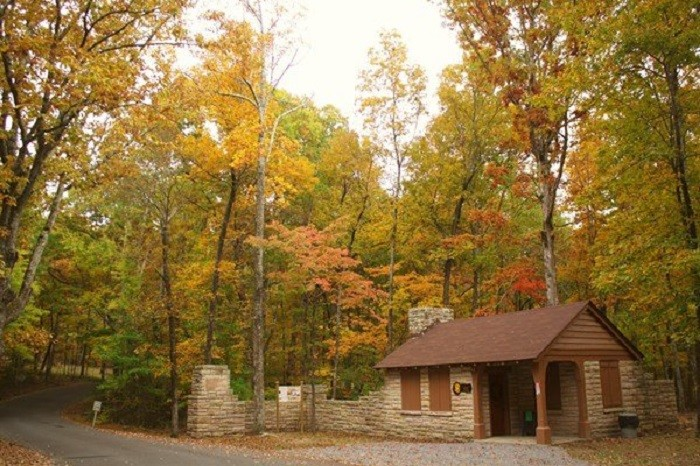 River Park Athens >> 10 State Parks In Alabama With Beautiful Fall Foliage