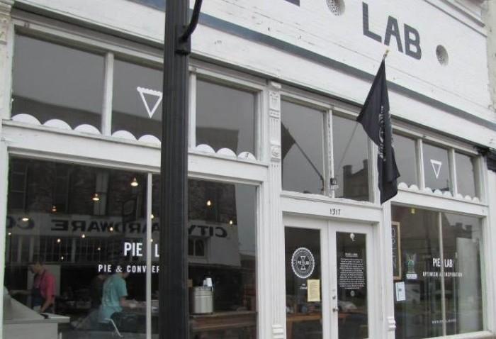1. Pie Lab - Greensboro, AL
