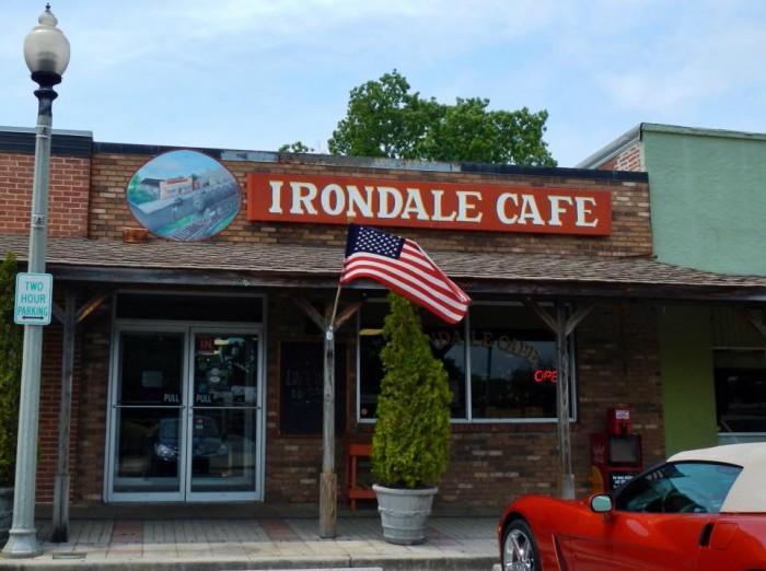 3. Irondale Cafe - Irondale, AL