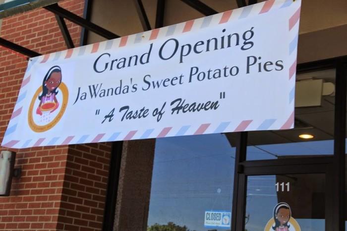 4. JaWanda's Sweet Potato Pies - Birmingham, AL