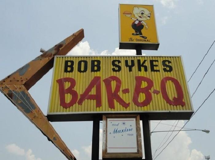 7. Bob Sykes Bar-B-Q - Bessemer, AL