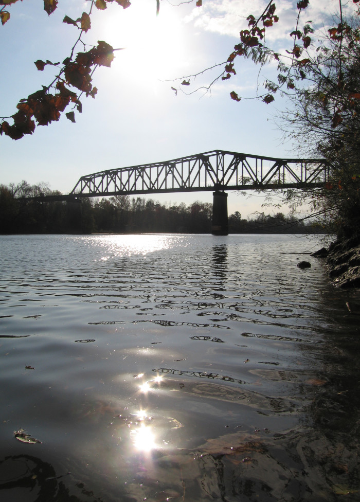 9. Black Warrior River Scenic Byway