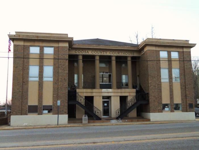 7. Coosa County: 39.81 / 10,000