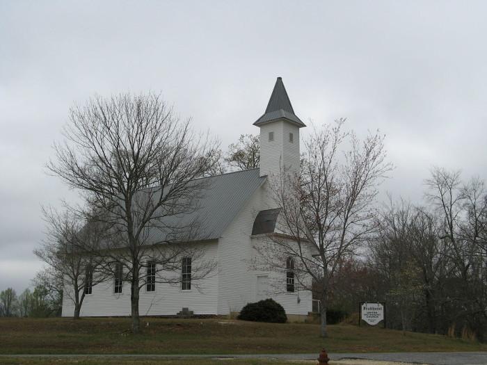 2. Fruithurst, AL (Population 282)