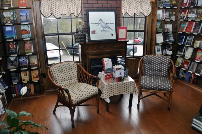 4. Alabama Booksmith - Birmingham, AL