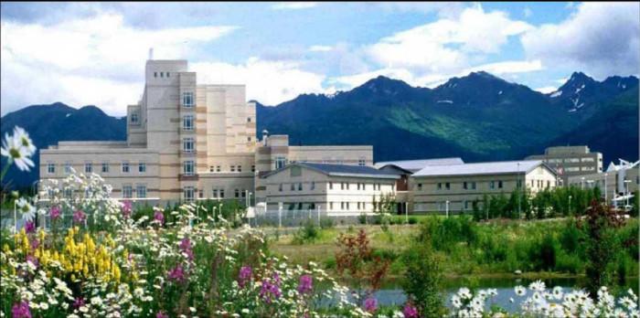 5) Alaska Native Medical Center | Anchorage