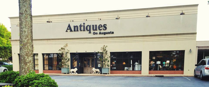 12. Antiques on Augusta, 10 W Lewis Plaza, Greenville, SC 29605