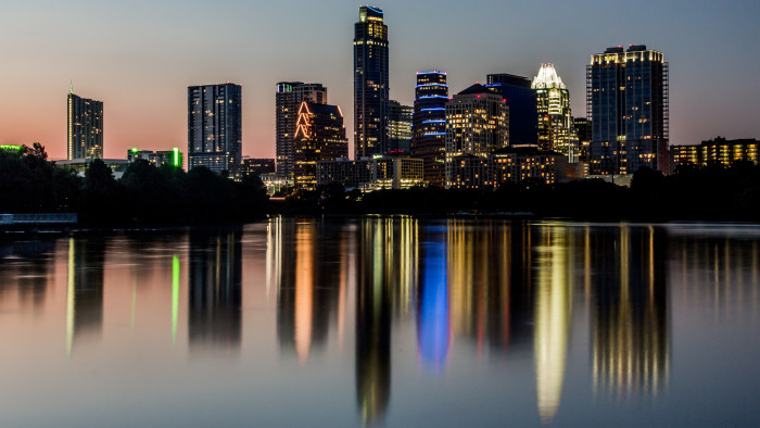 1) Austin