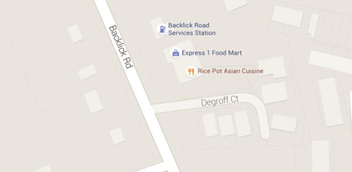 13. Backlick Road, Fairfax County