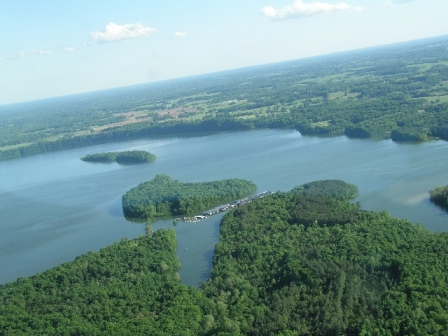 Jeff Rich Watershed: The Tennessee River