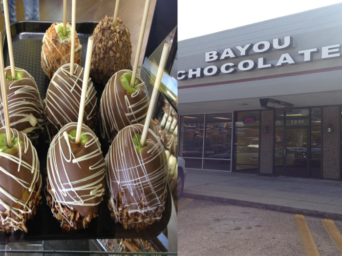 9) Bayou Chocolate