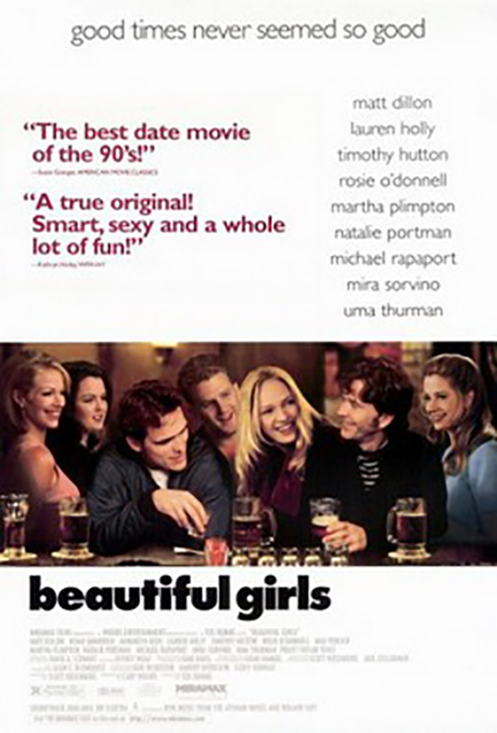 8. Beautiful Girls (1996).