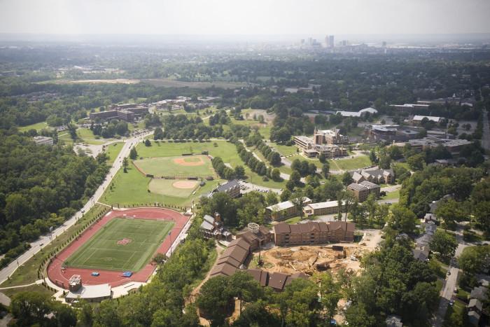 8. Bellermine College in Louisville