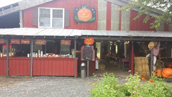 14. Belmont Pumpkin Farm, North (Mathews County)