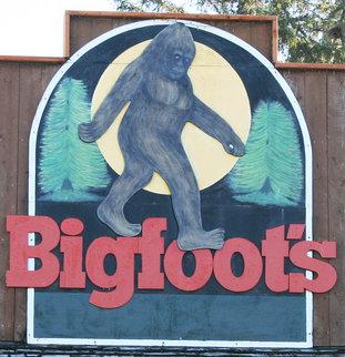 8) Bigfoot's Steakhouse, Seaside