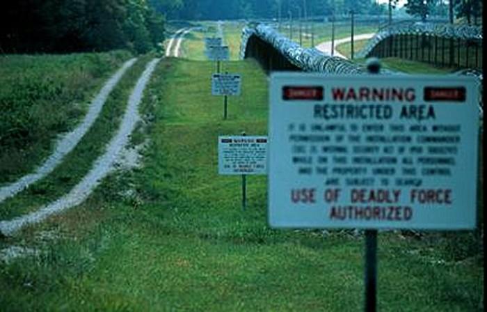 8. Bluegrass Army Depot