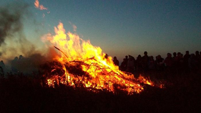 1. Bonfires